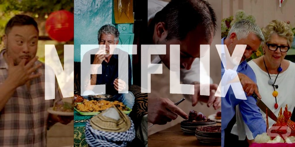 Netflix Cooking Shows