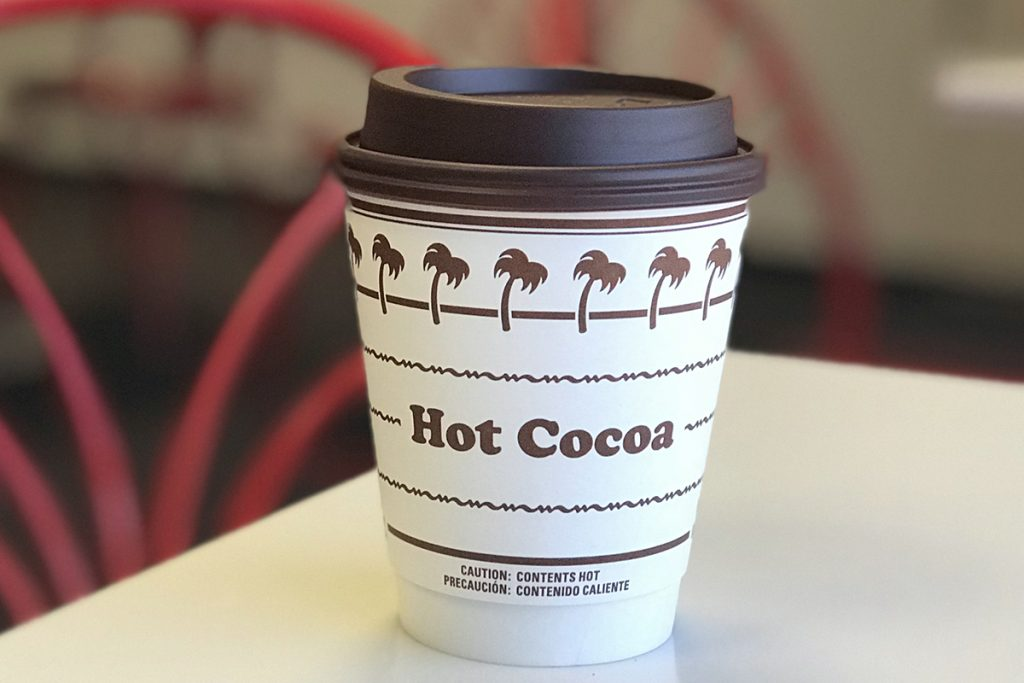 In-N-Out Hot Cocoa