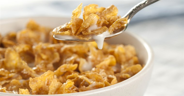 Chicken & Waffles Cereal