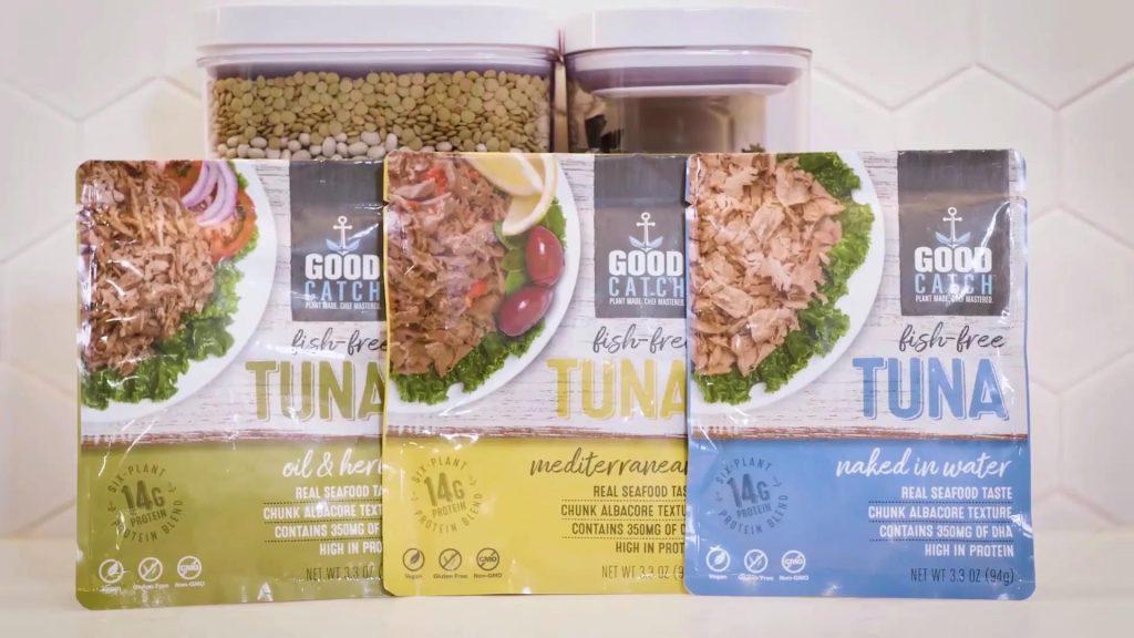 Good Catch Plant Based Tuna