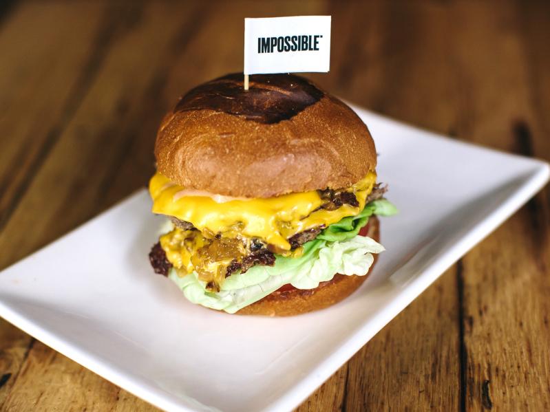 Impossible Burger At Umami Burger 20190226153401