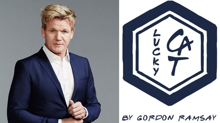 Gordon Ramsay To Open Lucky Cat Restaurant