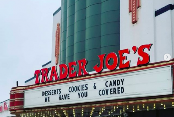 The Marquee At Trader Joe's Houston