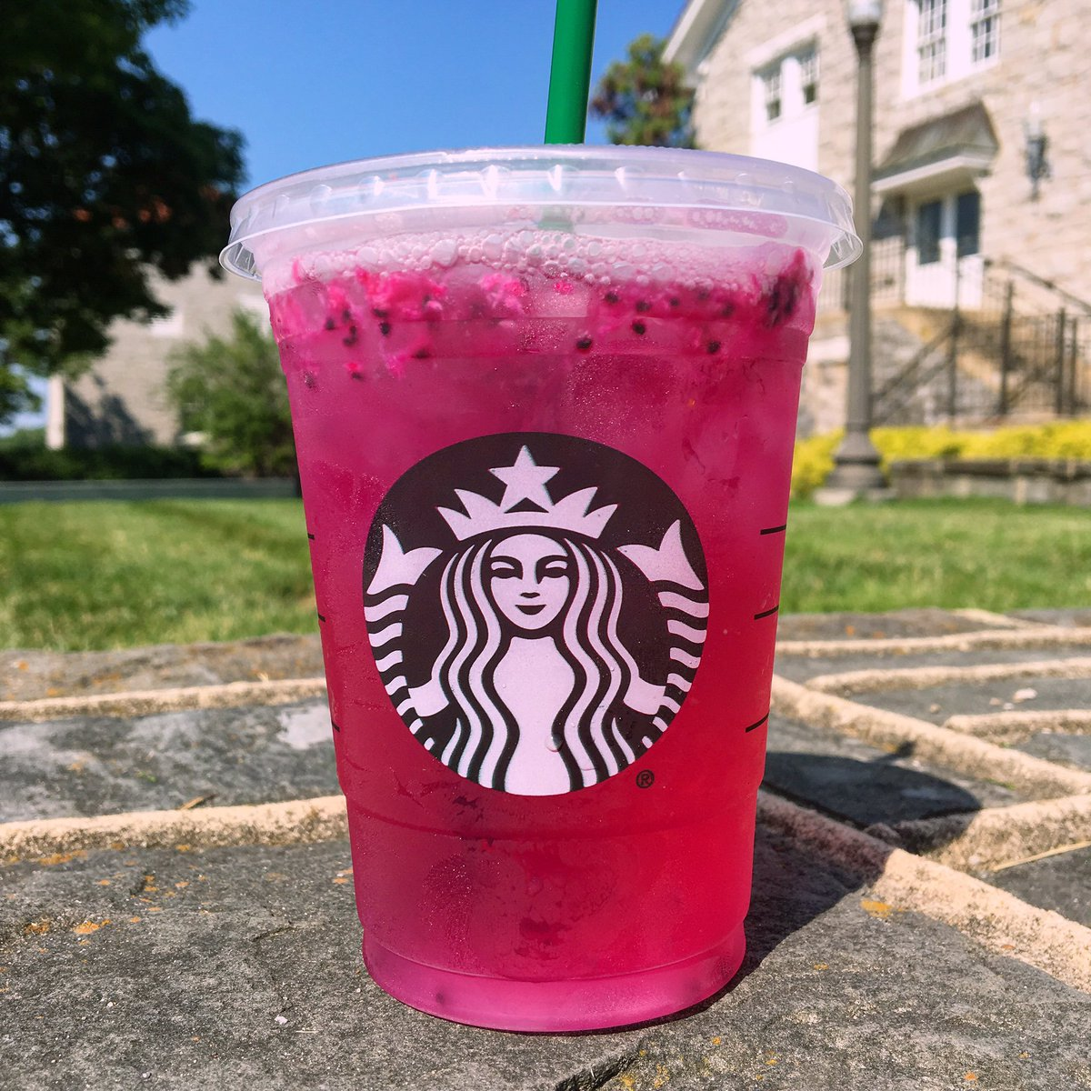 New Pink Drink