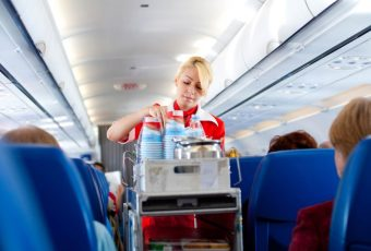 This Is Why Flight Attendants Hate When You Order Diet Coke