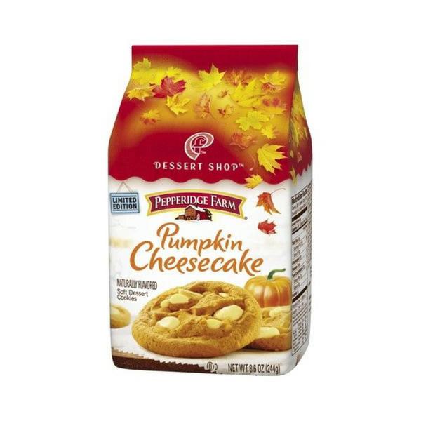 Pumpking Cheesecake Cookies