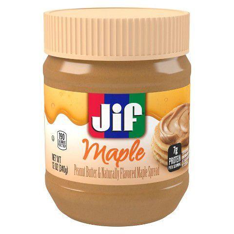 Maple Peanut Butter
