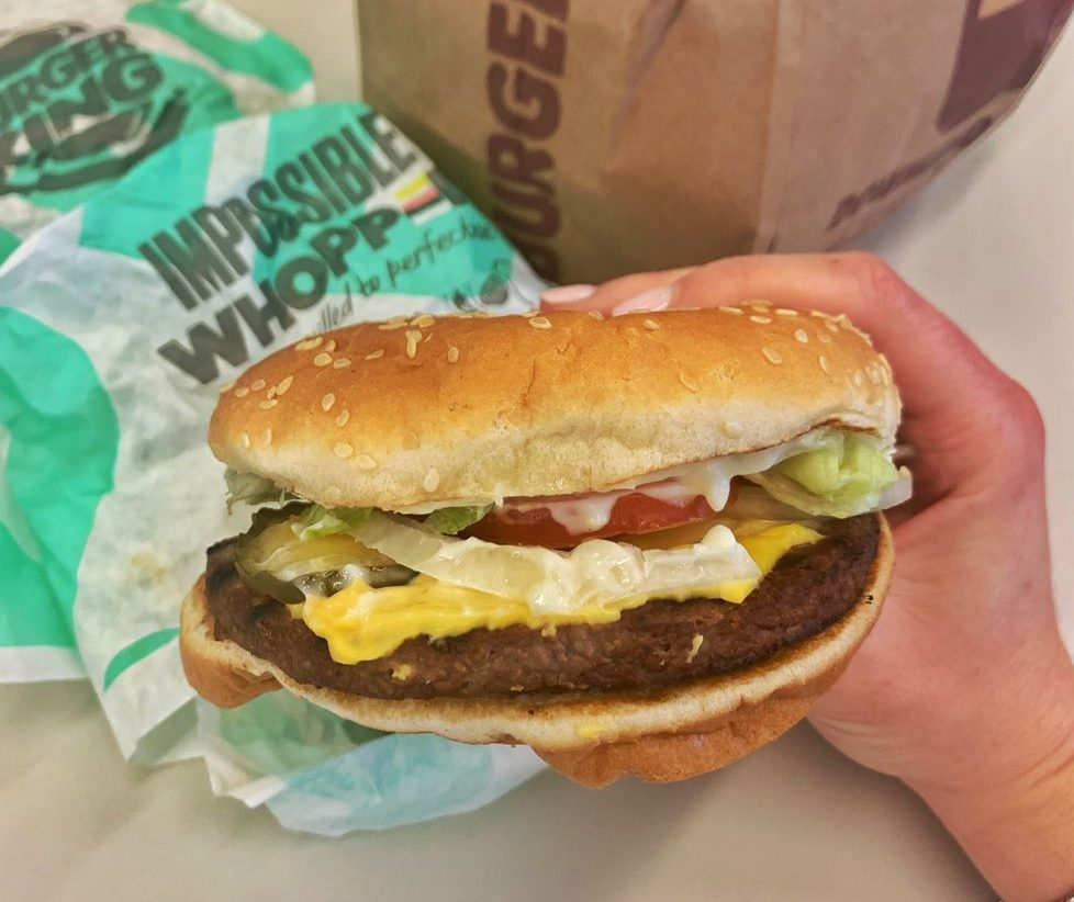 The Impossible Whopper