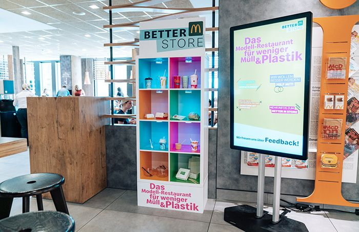 The McDonald's Better Store In Germany