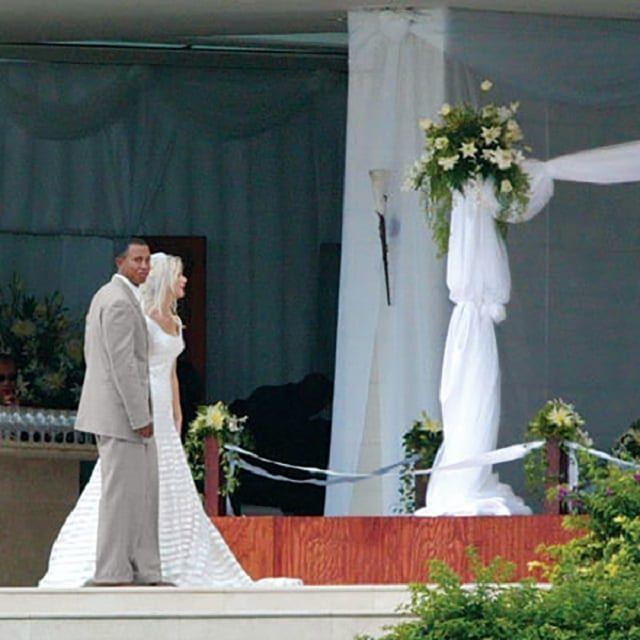 An Extravagant Wedding