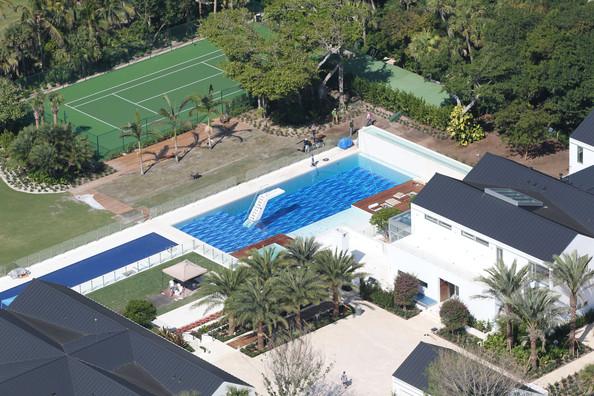 A Huge Pool