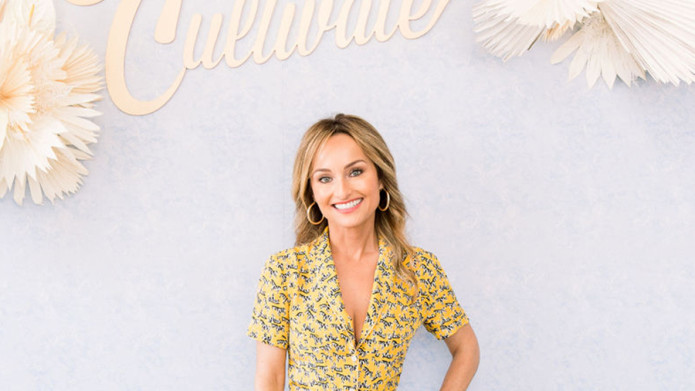 Giada Admitted She Was Nervous