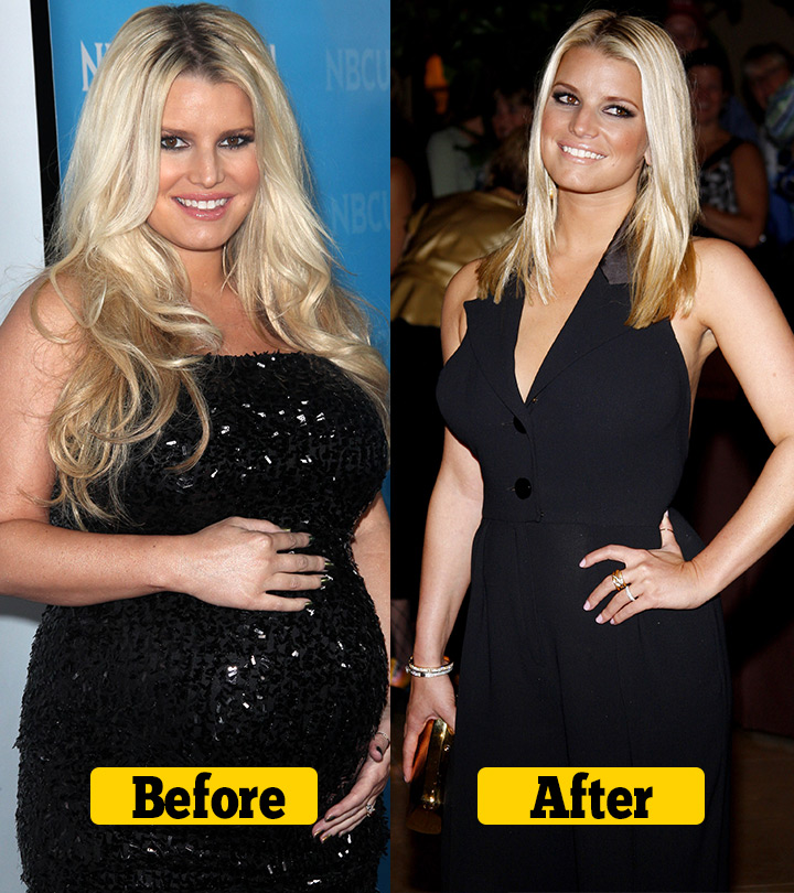 These Celebs Lost a Ton of Weight and Changed Before Our ...