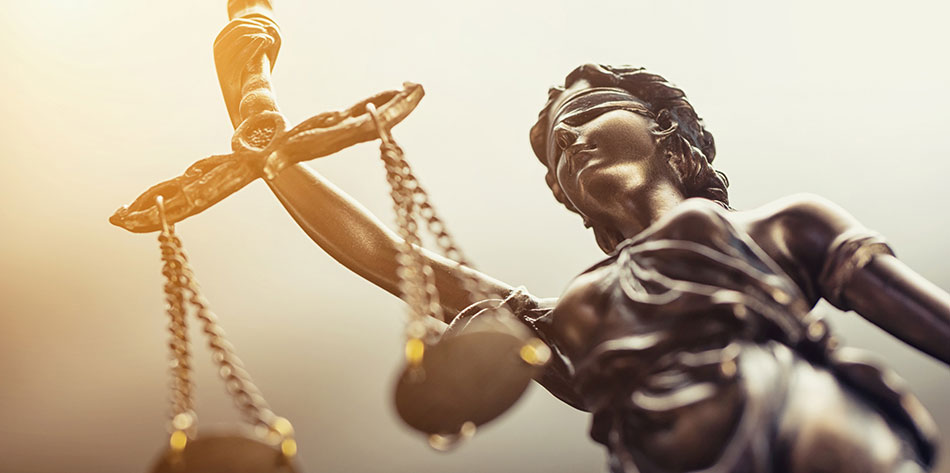 Sadly Justice Is Too Often Unbalanced