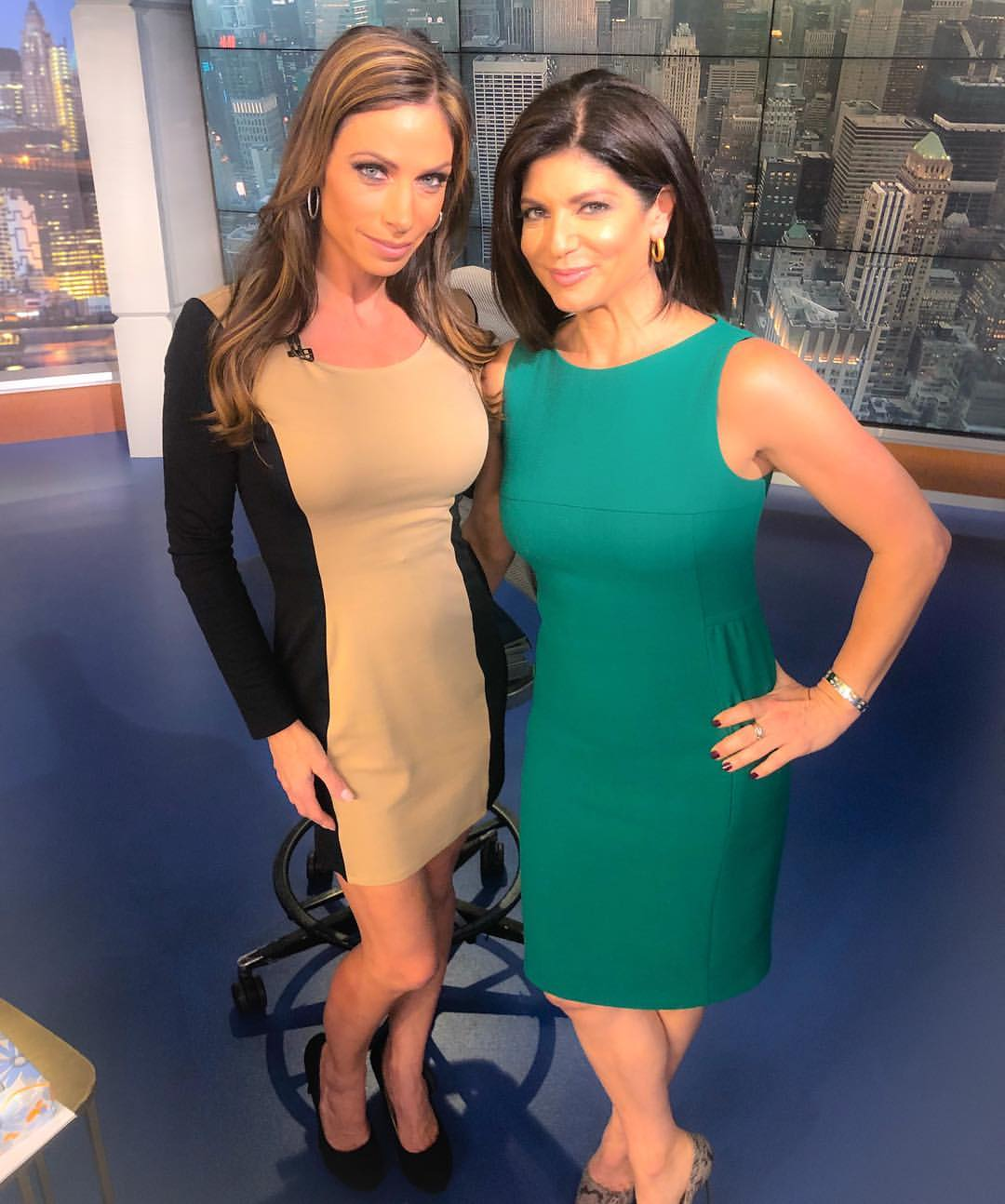 Jill With Co Host