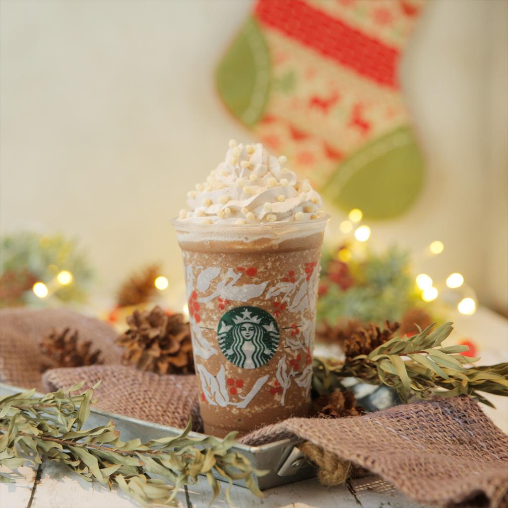 Snowball Dark Mocha Frappuccino - Indonesia & Vietnam