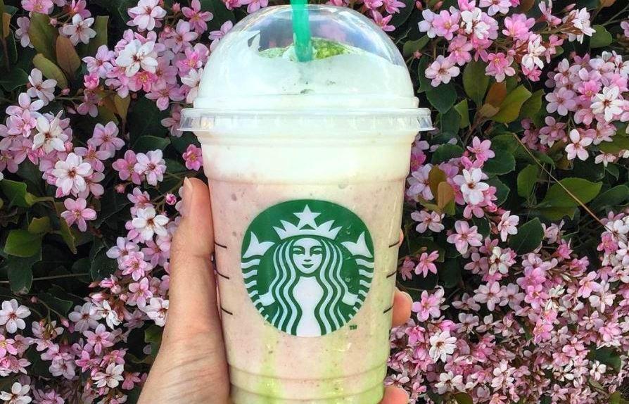 Cherry Blossom Frappuccino - United States