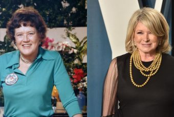 Dishing With Julia Child Will Feature Martha Stewart