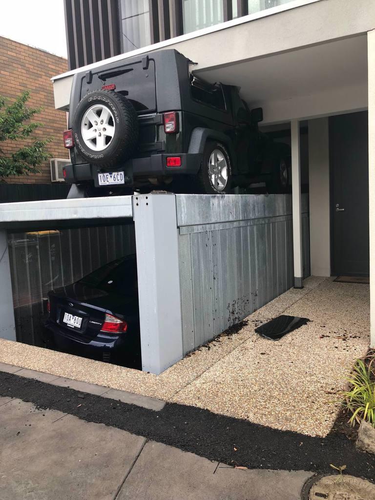 Putting The Rage In Garage