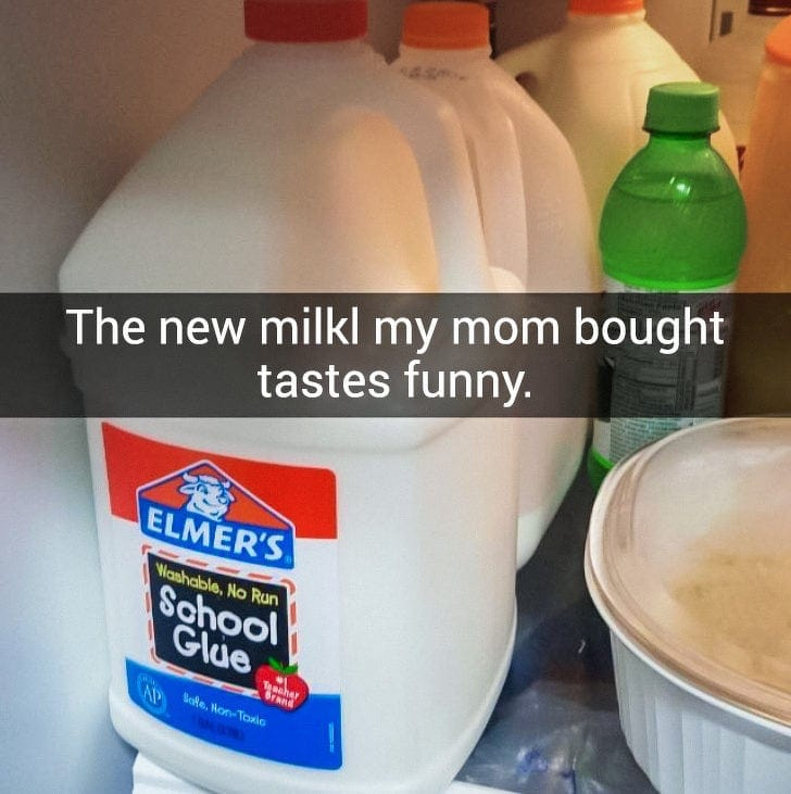 Elmers Milk