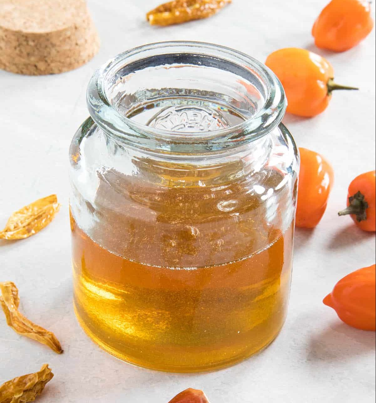 Make Your Own Hot Honey