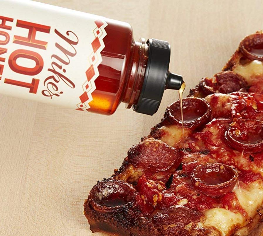 Drizzle Hot Honey On Pizza