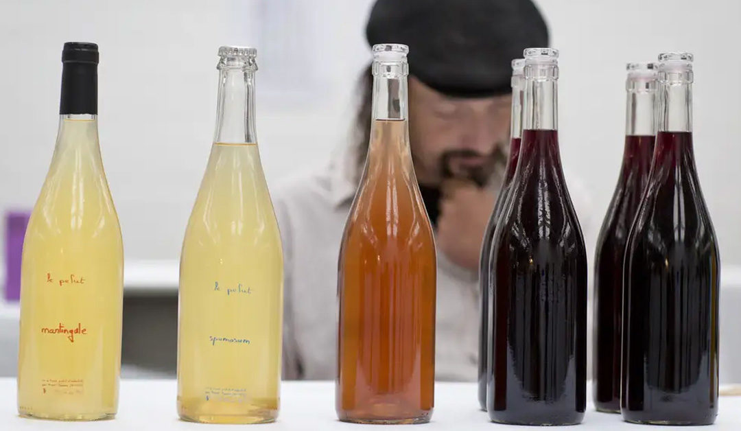Natural Wines Include Zero Additives