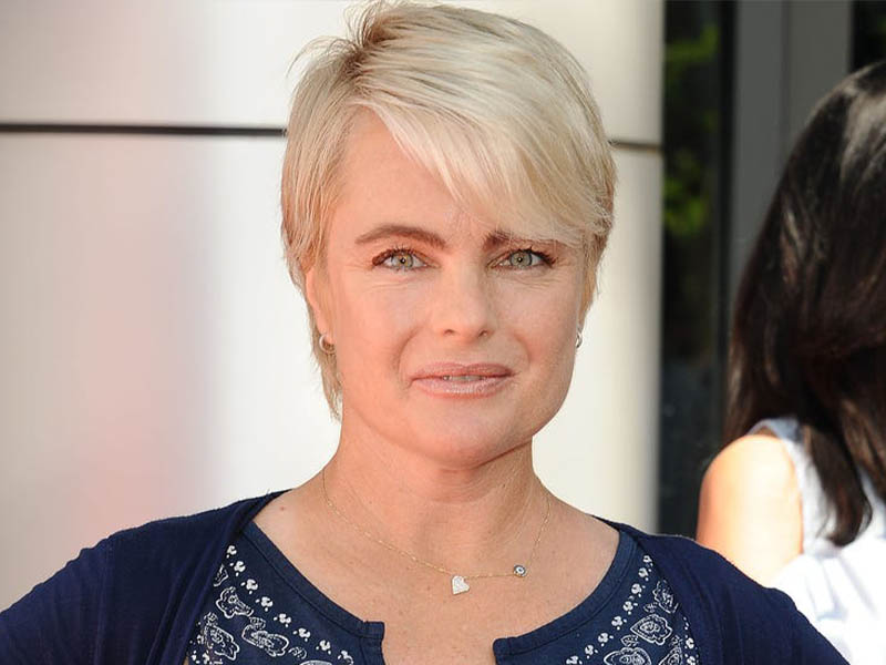 Erika Eleniak Now