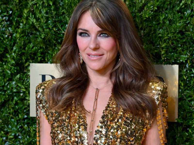 Elizabeth Hurley Now