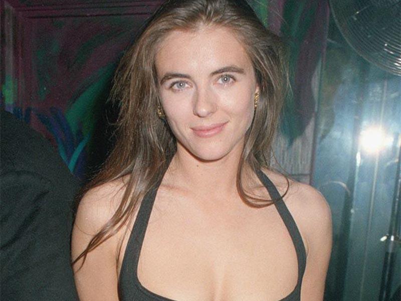 Elizabeth Hurley Then