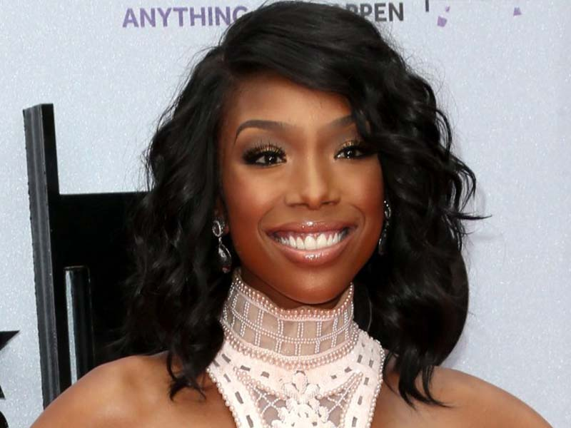Brandy Norwood Now
