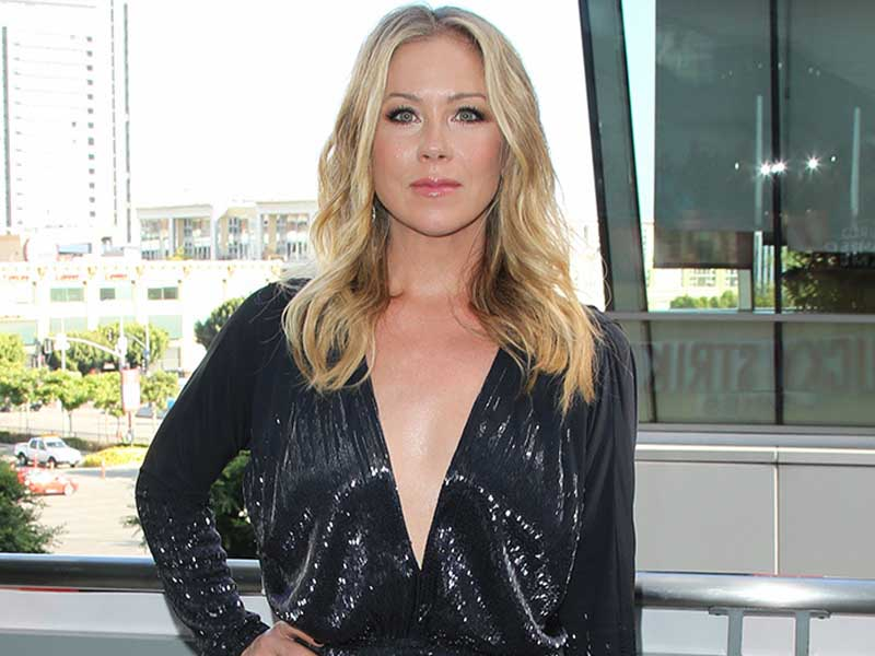 Christina Applegate Now