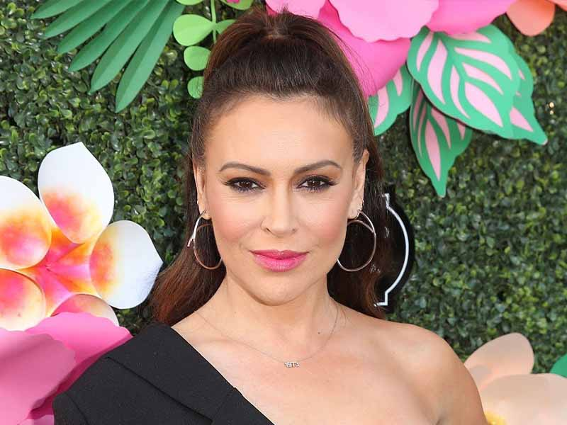 Alyssa Milano Now