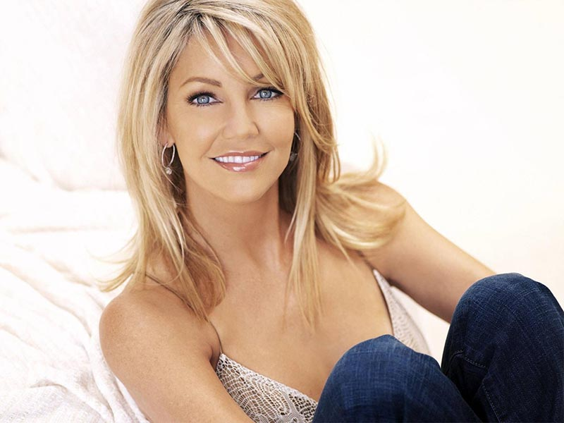 Heather Locklear Then