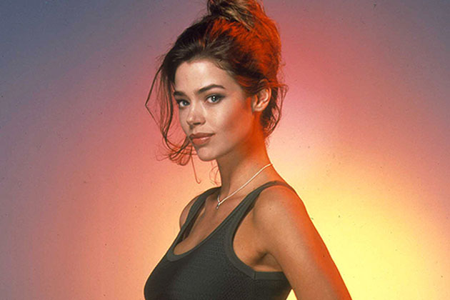 Denise Richards Then