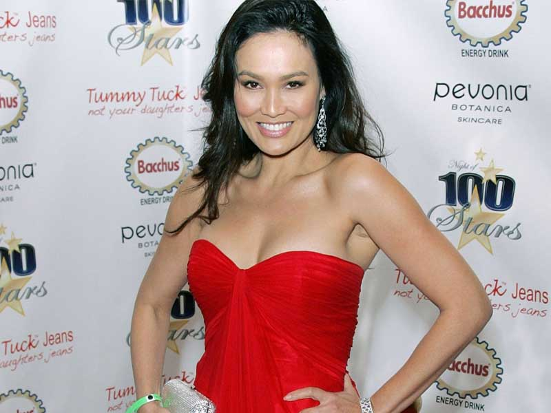 Tia Carrere Now