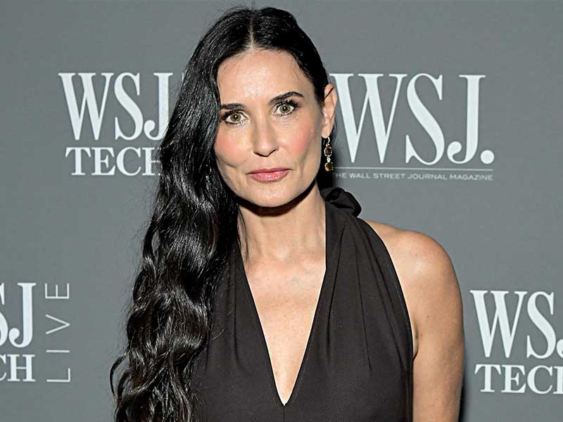 Demi Moore Now