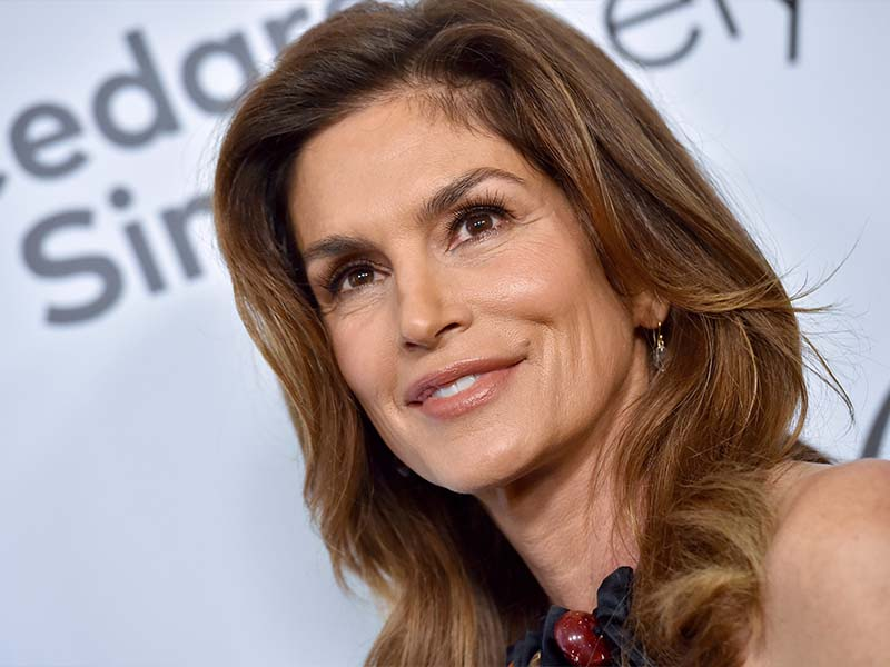 Cindy Crawford Now