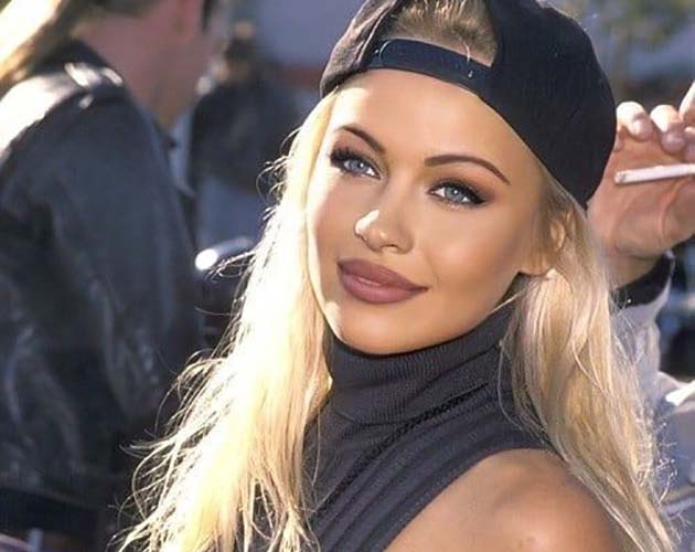 Pamela Anderson Then
