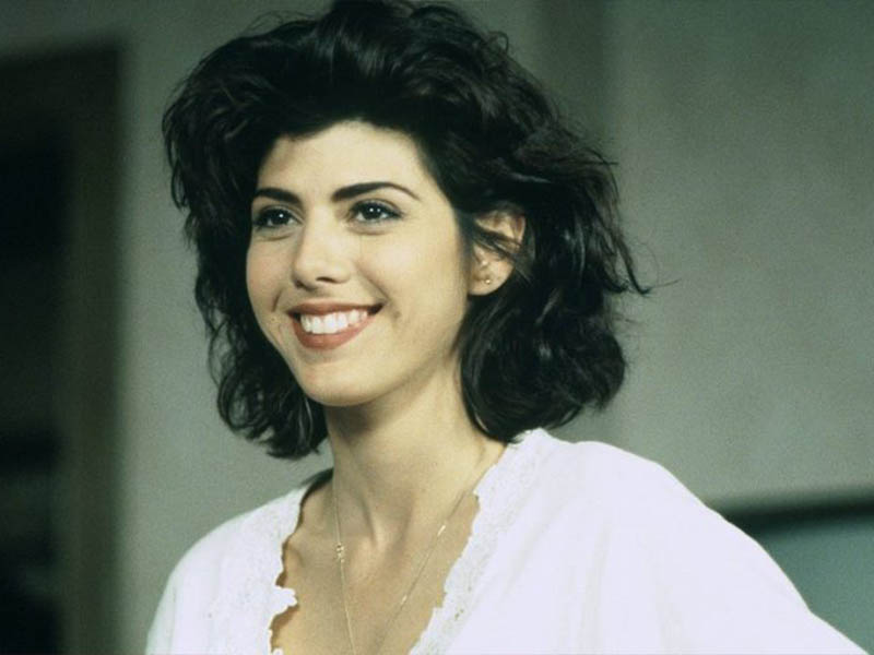 Marisa Tomei Then