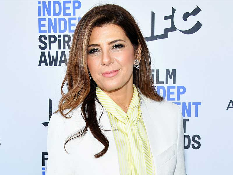 Marisa Tomei Now