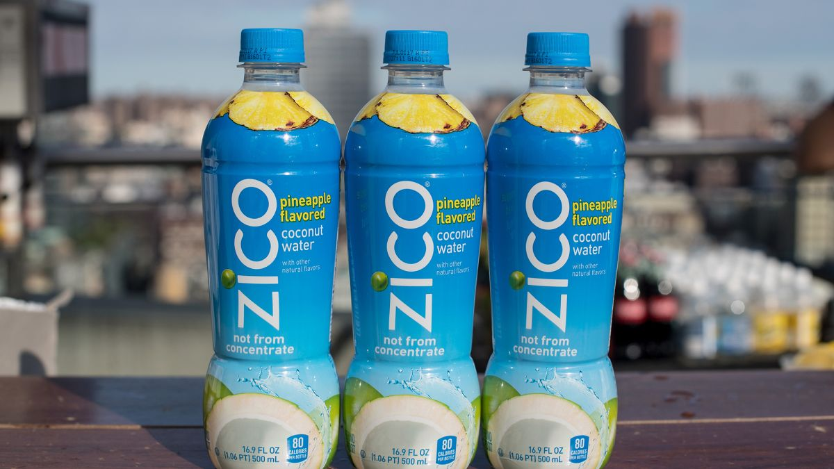 Zico Coconut Water Is Being Discontinued