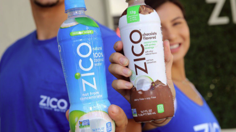 There's Been An Overall Decline In Coconut Water Sales