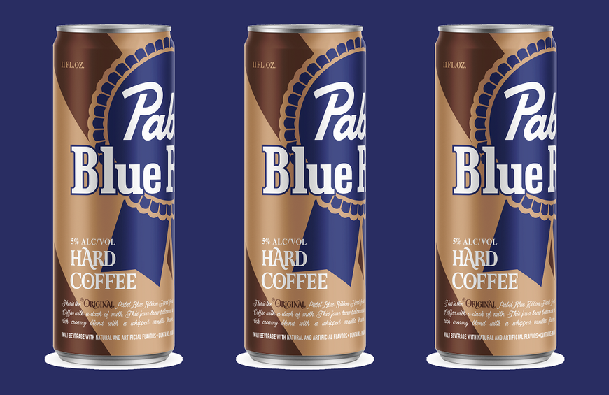 PBR Previously Released PBR Hard Coffee