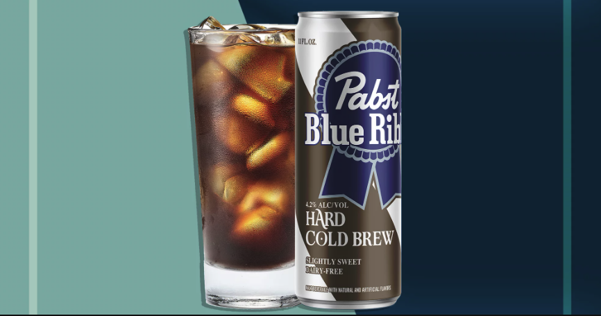 PBR Hard Cold Brew
