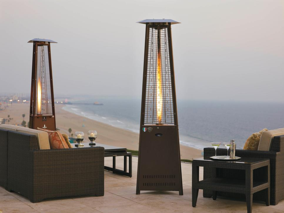 Patio Heaters Are Great For Colder Temperatures