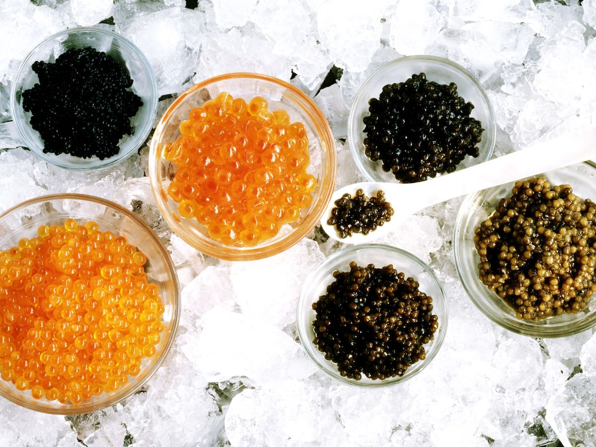 Caviar Is More Accessible Than You'd Think