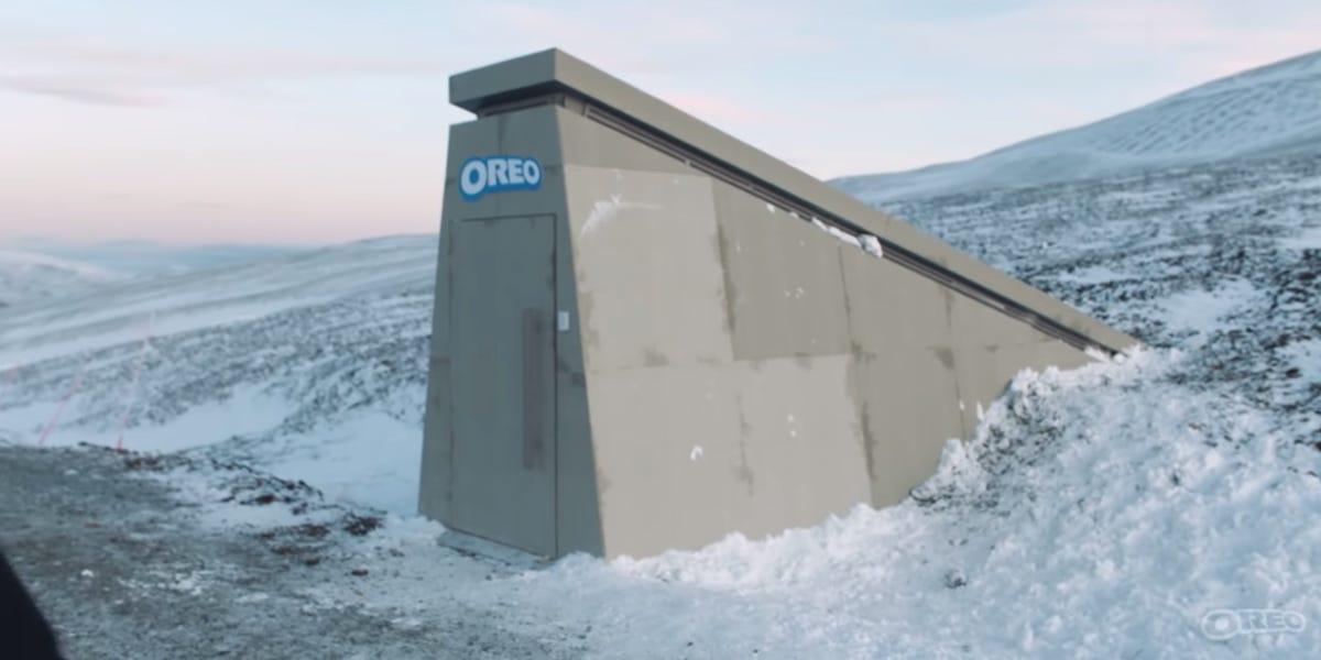 The Oreo Vault