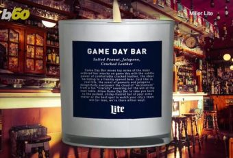 Each Candle Offers A Unique Bar Scent