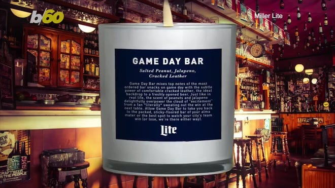 Each Candle Offers A Unique Bar Scent